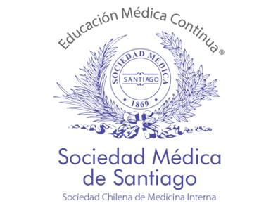 logo sociedad medica santiago